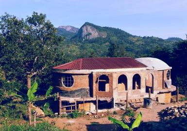 Solares Schulungszentrum Kenia